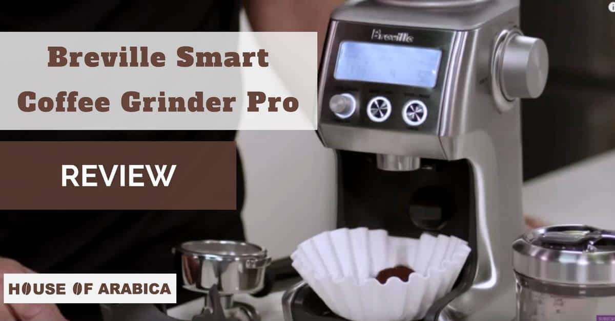 Breville Pro Coffee Bean Grinder Review
