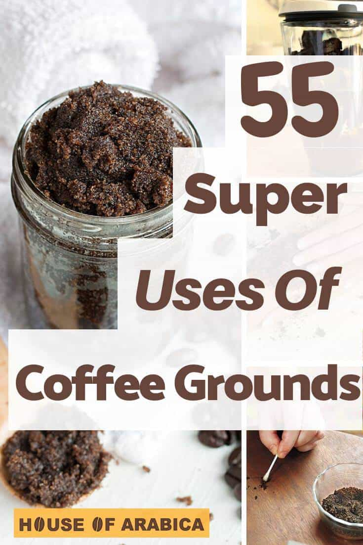 Best Reuses of Coffee Grounds