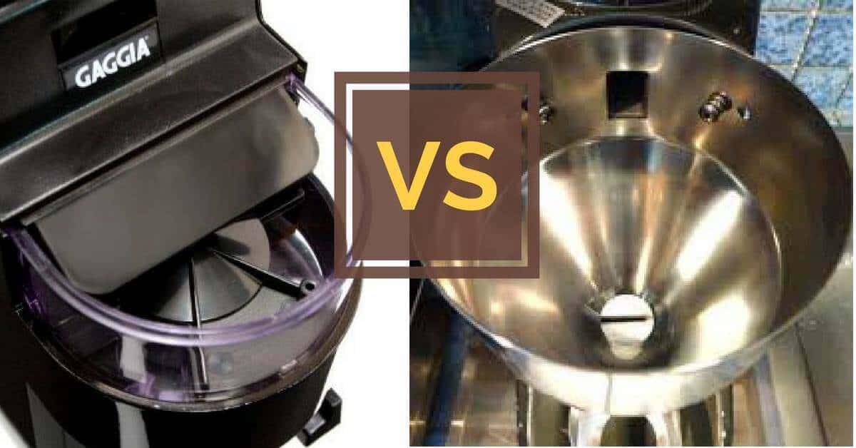 Doser Vs Doserless Coffee Grinders