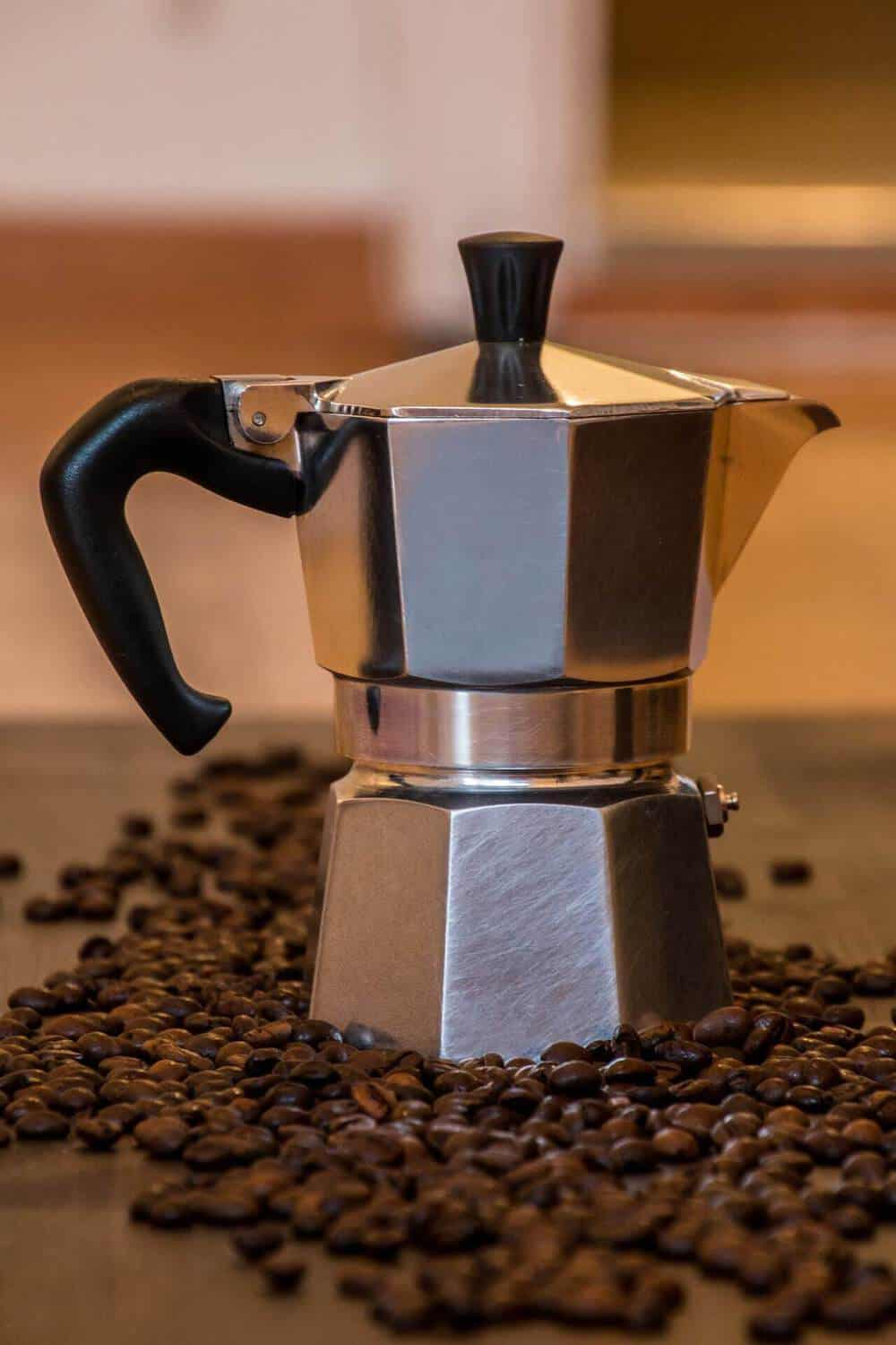 The moka pot